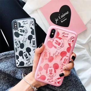 ディズニー(Disney)のiPhoneケース ソフトタイプ disney(iPhoneケース)