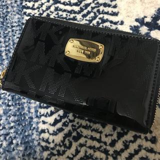 マイケルコース(Michael Kors)のマイケルコース エナメル財布(財布)