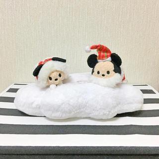 ディズニー(Disney)のクリスマス ミッキー ミニー ツムツム(ぬいぐるみ)