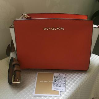 マイケルコース(Michael Kors)の新品正規品MICHAEL KORS  ミディアム メッセンジャー バッグ(ショルダーバッグ)