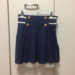 トゥララ(TRALALA)のTRALALA セーラー服風 スカート(ミニスカート)
