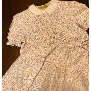 キャシャレル(cacharel)のcacharel ♡ ブラウス&スカート 130(その他)