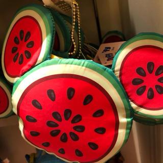 ディズニー(Disney)の【再入荷】香港ディズニー 2018年 新商品 フルーツ柄エコバッグ (エコバッグ)