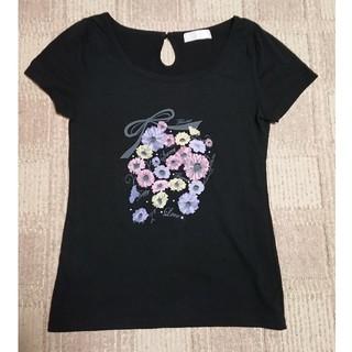 フェルゥ(Feroux)の★フェルゥ★プリントTシャツ★ブラック(Tシャツ(半袖/袖なし))
