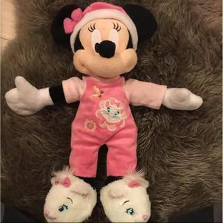 ディズニー(Disney)のミニーちゃん マリーちゃんに 仮装 ディズニーパークス ハロウィン限定(キャラクターグッズ)