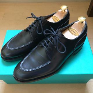 エドワードグリーン(EDWARD GREEN)のエドワードグリーン edward green uチップ 革靴(ドレス/ビジネス)