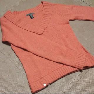 マンゴ(MANGO)の【冬物sale】mng basics セーター(S)(ニット/セーター)