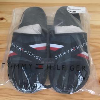 トミーヒルフィガー(TOMMY HILFIGER)の新品未使用 トミーヒルフィガー サンダル 24-25cm(サンダル)