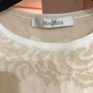 マックスマーラ(Max Mara)のマックスマーラのトップス(カットソー(半袖/袖なし))