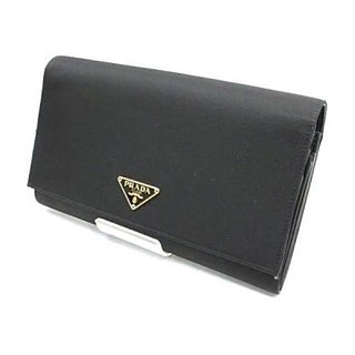 プラダ(PRADA)のPRADA プラダ 長財布 ナイロン(財布)