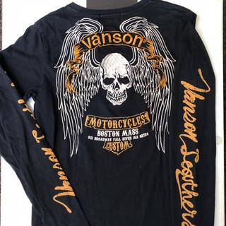 バンソン(VANSON)のバンソン(Tシャツ/カットソー(七分/長袖))
