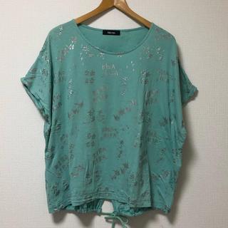 ネネット(Ne-net)のNe-net ネネット キラキラ Tシャツ(Tシャツ(半袖/袖なし))