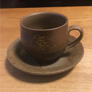 アラビア(ARABIA)のカップアンドソーサー(グラス/カップ)