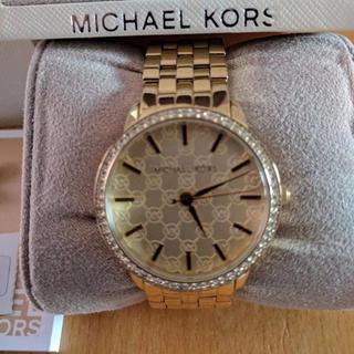 マイケルコース(Michael Kors)の23日14時になったら消します!Michael Kors マイケルコース 腕時計(腕時計)