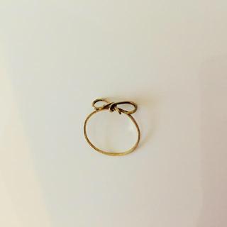 ココシュニック(COCOSHNIK)のココシュニック ピンキーリング(リング(指輪))
