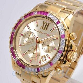 マイケルコース(Michael Kors)の国内流通少 レア 【新品 未使用】 レディース 腕時計 マイケルコース(腕時計)