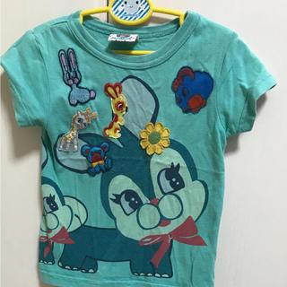 バナバナ(VANA VANA)のヴァナヴァナ 100 Tシャツ グラグラ ラブレボ (Tシャツ/カットソー)