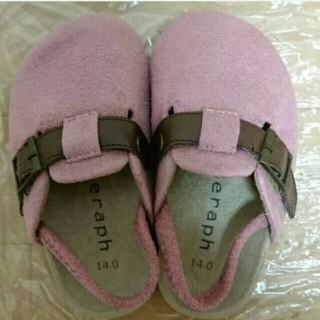 セラフ(Seraph)の未使用☆セラフ 靴 14cm(サンダル)