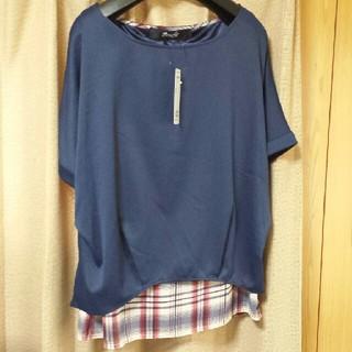 ビッキー(VICKY)のカットソー(カットソー(半袖/袖なし))