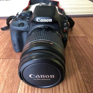 キヤノン(Canon)のCanon eos kiss x7(デジタル一眼)