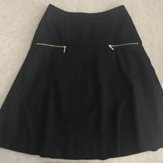 ロートレアモン(LAUTREAMONT)のロートレアモン ウールスカート(ひざ丈スカート)