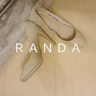 ランダ(RANDA)の♡土日値下げ♡ピンヒールパンプス(ハイヒール/パンプス)