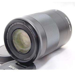 キヤノン(Canon)の✨CANON ミラーレスレンズ✨EF-M 55-200mm  IS STM(レンズ(ズーム))