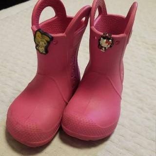 クロックス(crocs)のcrocs 長靴(長靴/レインシューズ)