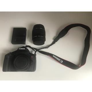キヤノン(Canon)の一眼レフカメラ Canon EOSkissx8i(デジタル一眼)