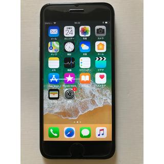 アップル(Apple)のiPhone 6s Space Gray 64 GB Softbank(スマートフォン本体)