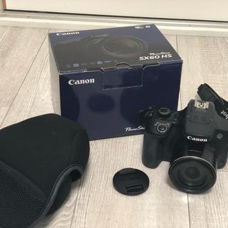 キヤノン(Canon)のCanon power shot SX60HS(コンパクトデジタルカメラ)