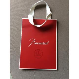 バカラ(Baccarat)のバカラ ショッパー&BOX セット(ショップ袋)