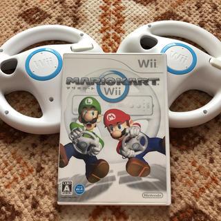 任天堂 - Wiiマリオカート+ハンドル2