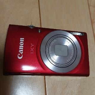 キヤノン(Canon)の【新品】Canon IXY200 レッド(コンパクトデジタルカメラ)