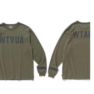 ダブルタップス(W)taps)の【Lサイズ】wtaps HELLWEEK LS : WTVUA ロンT (Tシャツ/カットソー(七分/長袖))
