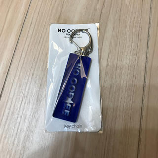 NO COFFEE × FIRSTORDER キーチェーン 即完売