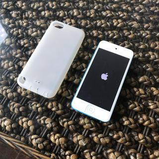 アップル(Apple)の商品情報読んで下さいiPod touch初期化済み 保護フィルム&カバー付き‼️(スマートフォン本体)