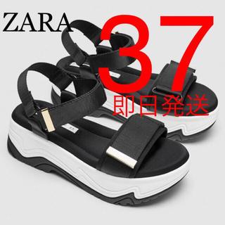 ZARA - 新品♡ZARA ウェッジソール スニーカー