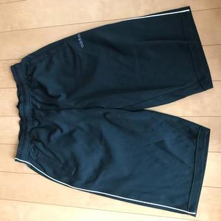 adidas - 2555→  アディダスハーフパンツ   サイズL ブラック