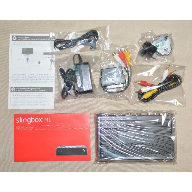 【新品】Sling Media Slingbox M1 スリングボックス  スマホ/家電/カメラのテレビ/映像機器(その他)の商品写真