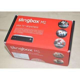 【新品】Sling Media Slingbox M1 スリングボックス (その他)