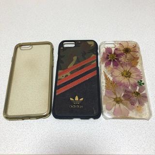 アディダス(adidas)のiPhone6 ケース セット(iPhoneケース)