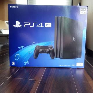 SONY - PS4 pro 新品 保証あり