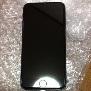 ソフトバンク(Softbank)のiPhone7 256GB ジェットブラック(スマートフォン本体)