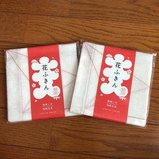 ムジルシリョウヒン(MUJI (無印良品))の新品 中川政七商店 花ふきん 麻 かや ふきん (テーブル用品)