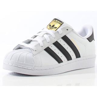 アディダス(adidas)のアディダス オリジナルス スーパースター ホワイト×ブラック スニーカー(スニーカー)