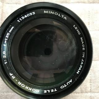 コニカミノルタ(KONICA MINOLTA)のMINOLTA レンズ(レンズ(ズーム))