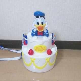 Disney - ドナルド バースデー 限定 ポップコーン バケット