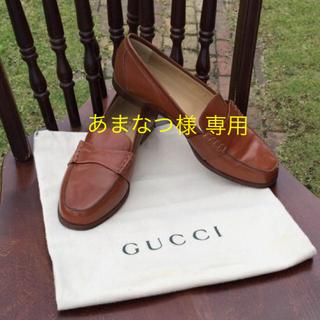 Gucci - 格安 未使用品  グッチ  レディース  ローファー