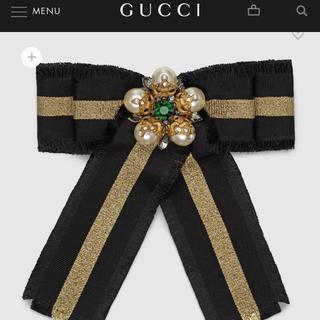 グッチ(Gucci)のグッチ ブローチ(ブローチ/コサージュ)